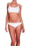 Slim woman body Stock Image