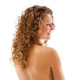 Slim woman Royalty Free Stock Image