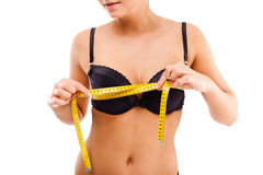 Slim woman Stock Photos