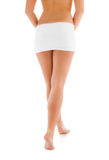 Slim woman Royalty Free Stock Image