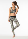 Slim women in sport clothes. royalty free stock images