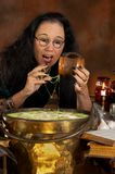 Slime venenoso Fotos de Stock Royalty Free
