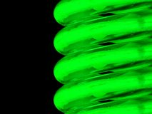 Slimer Coil Royalty Free Stock Images
