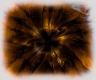 Slimey blomma 1 Arkivbild