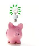 Slimme energie royalty-vrije stock foto
