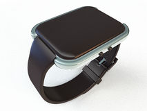 Slimme horloges wearables Stock Foto's