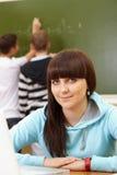 Slimme student stock afbeeldingen