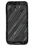 Slimme telefoon Stock Fotografie