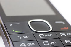 Slimme telefoon Royalty-vrije Stock Afbeeldingen