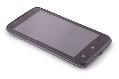 Slimme Telefoon (het knippen Twee weg) Stock Foto