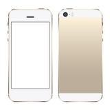 Slimme Telefoon Mobiele Vector Royalty-vrije Stock Afbeeldingen