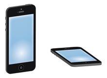 Slimme Telefoons Royalty-vrije Stock Afbeeldingen