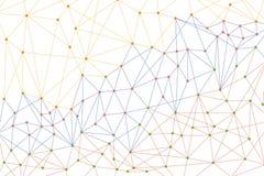 Slimme Verbindingstechnologieën om hoge beschikbaarheidsconnectiviteit te leveren A Vector Illustratie