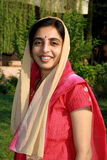 Slimme Vrouw Punjabi Stock Afbeelding