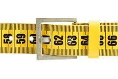slimming метра пояса Стоковое Изображение