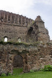 Slimnic citadell Arkivfoto
