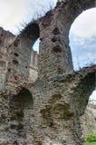 Slimnic citadell Arkivbild