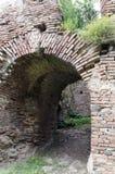 Slimnic citadell Arkivbilder