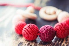 Sling beads Royalty Free Stock Photo