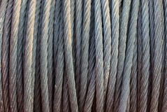 Sling cable texture background Royalty Free Stock Image