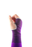 Sling hand Stock Images