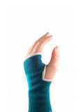 Sling hand Royalty Free Stock Photo