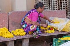 Slinger die in Ahmedabad worden gemaakt Royalty-vrije Stock Afbeelding