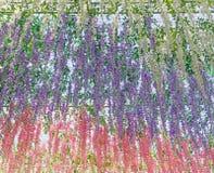 Slinger die van kunstbloem wordt gemaakt Royalty-vrije Stock Fotografie