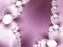 Slinger van bloemen Royalty-vrije Stock Afbeeldingen