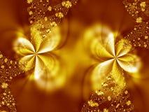 Slinger van bloemen Royalty-vrije Stock Foto's