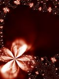 Slinger van bloemen Royalty-vrije Stock Fotografie