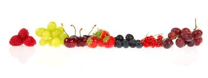 Slinger van fruit royalty-vrije stock afbeeldingen