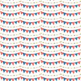 Slingers van waterverf de uitstekende vlaggen geplaatst Partij, babyruimte en de elementen van het huwelijksdecor met diverse mod vector illustratie