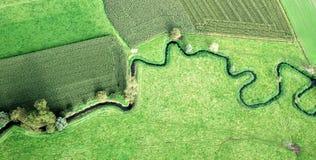 slingra flod royaltyfria foton
