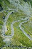 slingra route Royaltyfria Foton