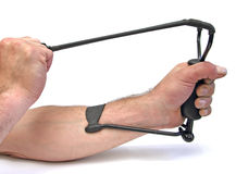 Slingshot Royalty Free Stock Images