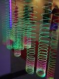 Slinkies Foto de archivo