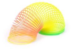 Slinky весна Стоковая Фотография