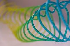 Slinky сердца форменное Стоковые Фотографии RF