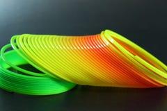Slinky Obrazy Royalty Free
