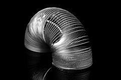 Slinky Royalty Free Stock Photos