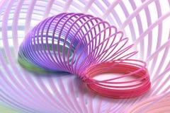 Slinky Royalty Free Stock Photos