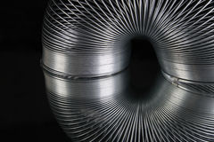 Slinky Royalty Free Stock Image