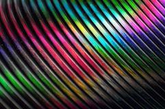 Slinky abstract background Stock Image