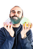 Slinky Royalty Free Stock Photography