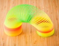 Slinky Royalty Free Stock Photography