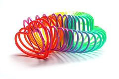 Slinky Toy Royalty Free Stock Images