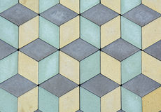Slip flooring for outdoor use Royalty Free Stock Photography