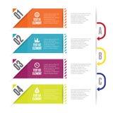 Slip Up Infographic. Vector illustration of slip up infographic design elements Stock Image