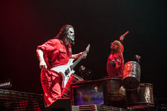 Slipknot concert Stock Photos